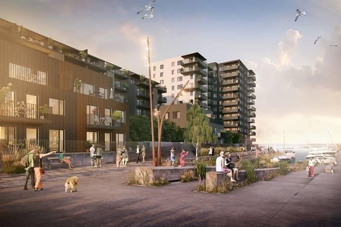 Bild: 3 rum bostadsrätt på Kanikenäsbanken 21, Karlstads kommun Kanikenäsholmen