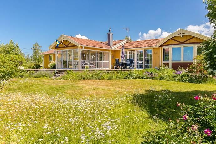 Bild: 6 rum villa på Medelplana Dalagården 3, Götene kommun Kinnekulle