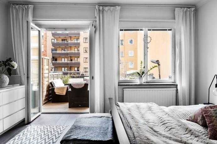 Bild: 2 rum bostadsrätt på Grevgatan 40, Stockholms kommun Östermalm