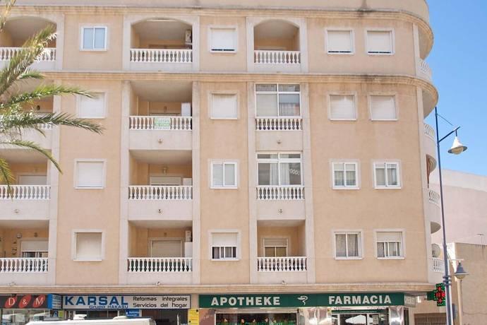 Bild: 3 rum bostadsrätt på Torrevieja centrum, Spanien