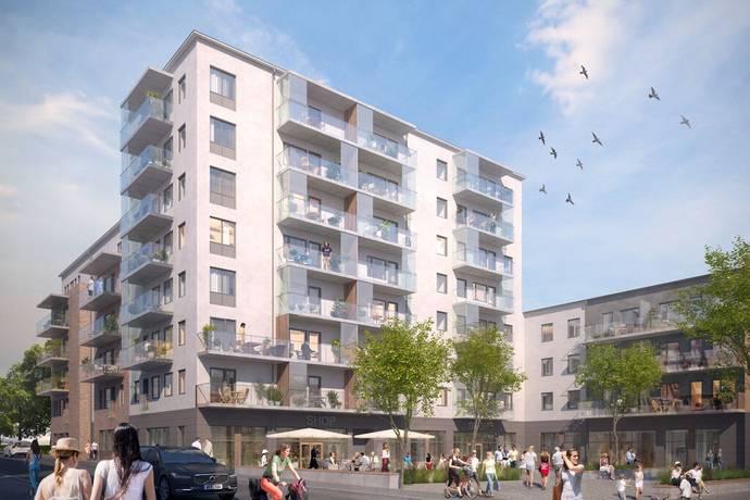 Bild: 1 rum bostadsrätt på Lilla Torg, Enköpings kommun Centrum