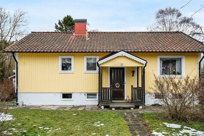 Bild: 3 rum villa på Norrgårdagatan 6, Gotlands kommun Mellersta Gotland