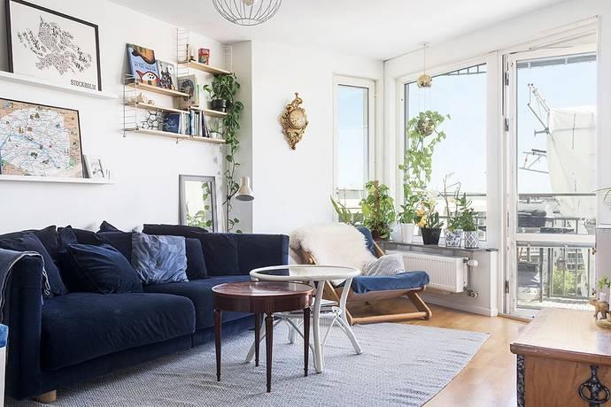 Bild: 2 rum bostadsrätt på Primusgatan 50, Stockholms kommun Lilla Essingen - Kungsholmen