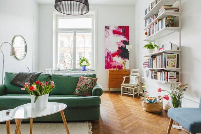 Bild: 2 rum bostadsrätt på Birger Jarlsgatan 114, 2 tr, Stockholms kommun Östermalm/Vasastan