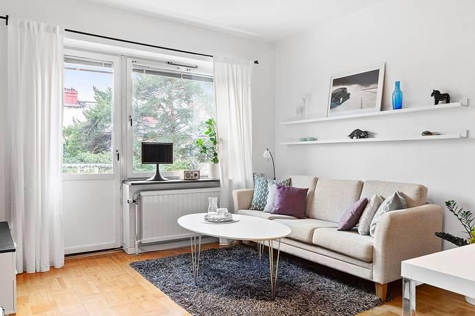 Bild: 2 rum bostadsrätt på Slätbaksvägen 10, 3tr, Stockholms kommun Årsta