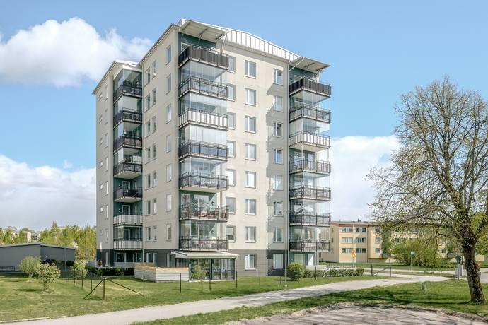 Bild: 2 rum bostadsrätt på Lertagsgatan 60, Örebro kommun Centralt Väster