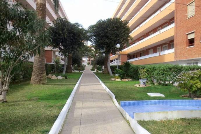 Bild: 3 rum bostadsrätt på Lägenhet nära stranden i Punta Prima, T599, Spanien Torrevieja, Alicante, Costa Blanca