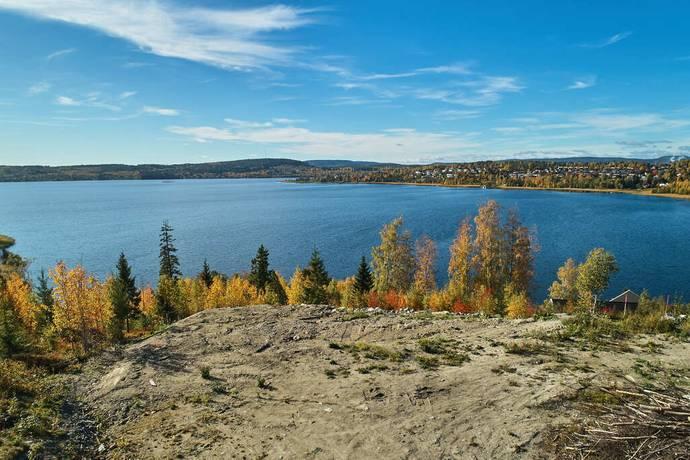Bild: tomt på Dekarsön, Örnsköldsviks kommun Dekarsön