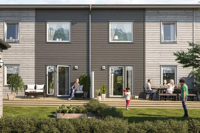 Bild: 5 rum villa på Kantarellgatan, Helsingborgs kommun Gantofta
