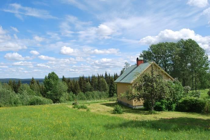 Bild: 4 rum villa på Digerberget 10, Torsby kommun