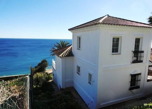 Bild: 5 rum villa på Manilva, Spanien