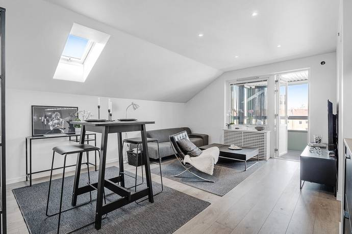 Bild: 1 rum bostadsrätt på Belfragegatan 37, Vänersborgs kommun Mariero