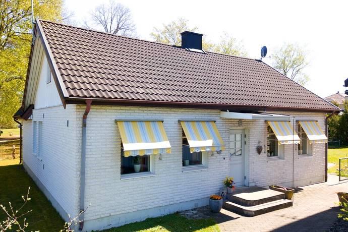 Bild: 4 rum villa på Västra Allén 5, Hässleholms kommun Vinslöv
