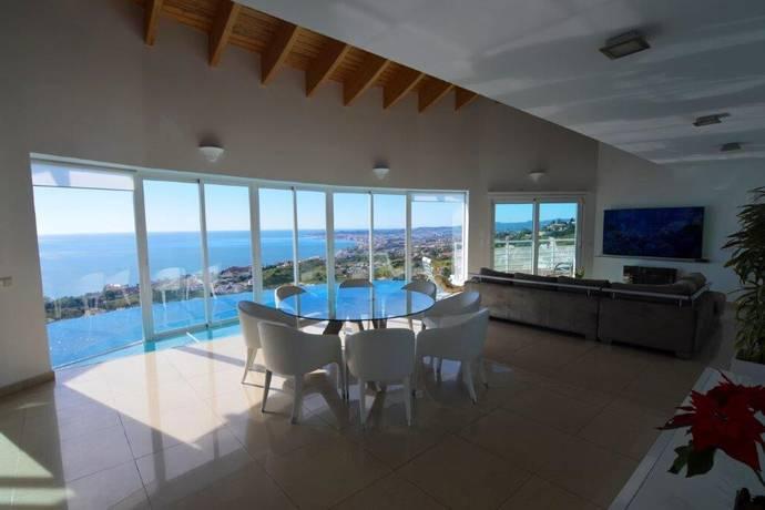 Bild: 4 rum villa på Villa, Benalmadena - Benalmadena Pueblo - Costa del Sol, ES, Spanien Benalmadena Pueblo
