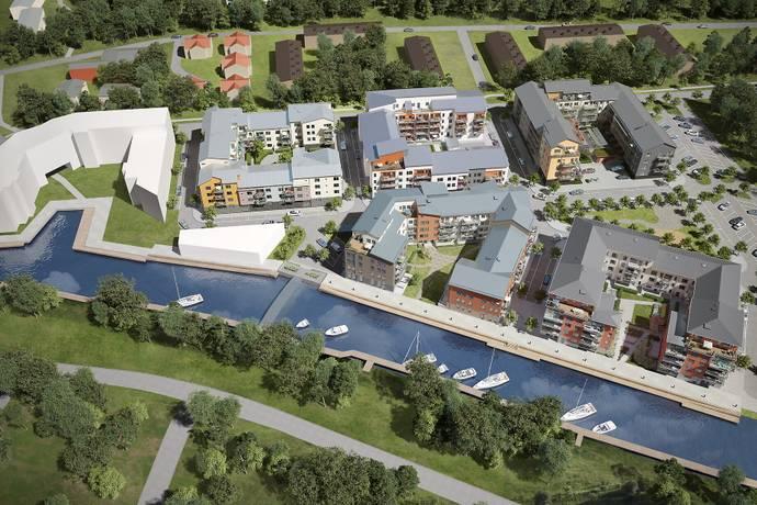 Bild: 3 rum bostadsrätt på Österskärsvägen 16 A, Österåkers kommun Österåker