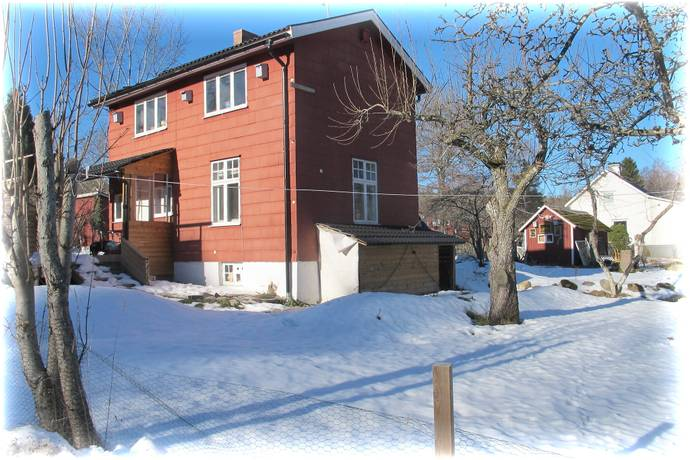 Bild: 3 rum villa på Hällavägen 8, Melleruds kommun Dals Rostock