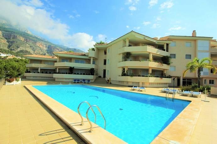 Bild: 5 rum bostadsrätt på Stor lägenhet endast ett stenkast från golfbanan, Spanien COSTA BLANCA - ALTEA