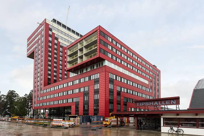 Bild: 1 rum bostadsrätt på Storgatan 82D, Växjö kommun Väster