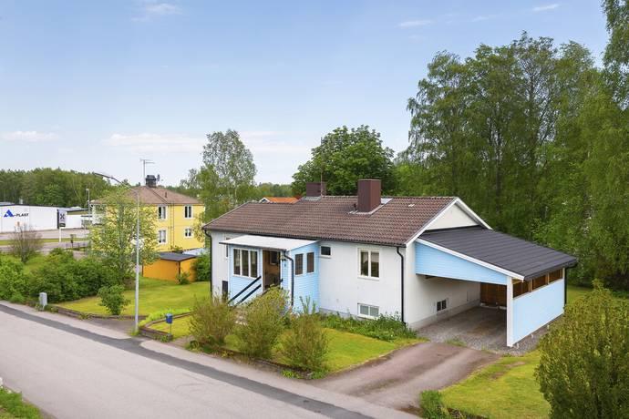 Bild: 4 rum villa på Skolgatan 8, Uppvidinge kommun Alstermo