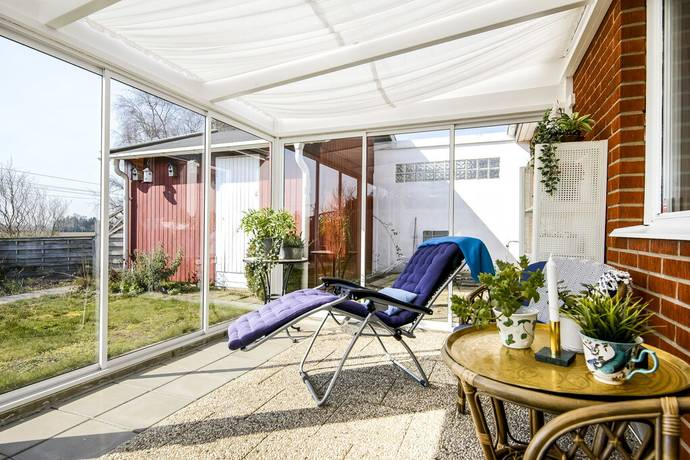 Bild: 5 rum radhus på Trolles Väg 41, Tomelilla kommun Lunnarp