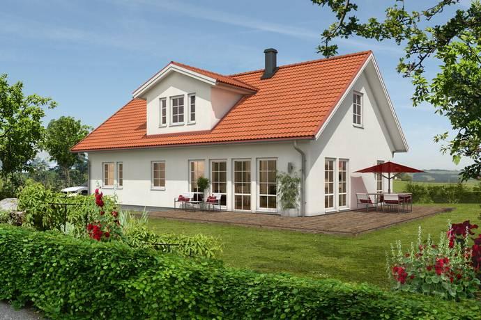 Bild: villa på Vallby byväg , Staffanstorps kommun