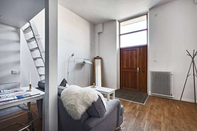 Bild: 1 rum bostadsrätt på Karlslundsgatan 22 C, Örebro kommun Vasastan