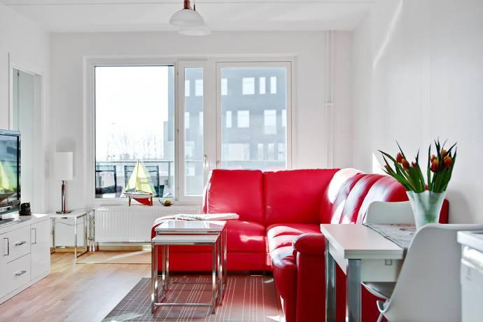 Bild: 2 rum bostadsrätt på Stormastgatan 9, Malmö kommun Västra hamnen