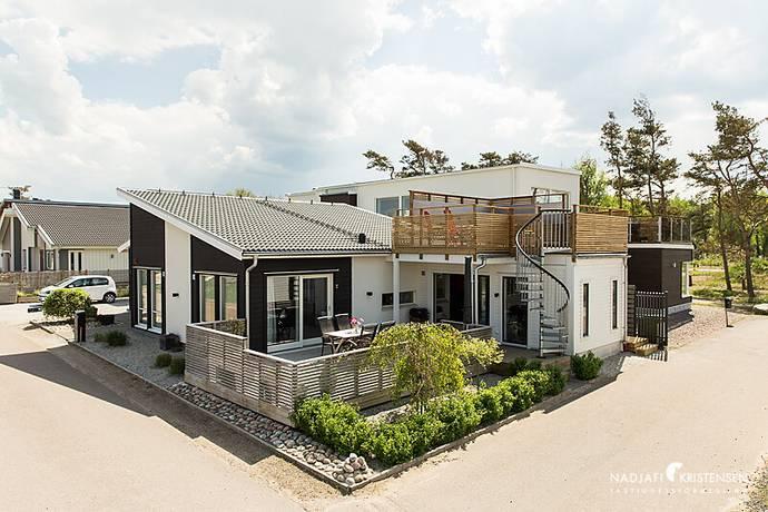 Bild: 4 rum villa på Sunnerbovägen 10A, Laholms kommun Skummeslövsstrand