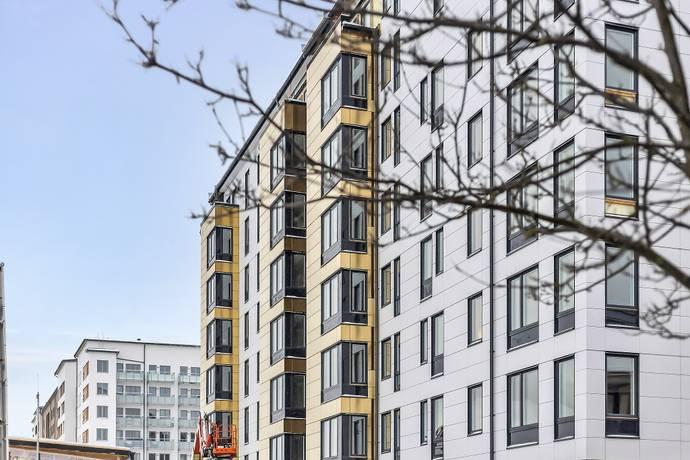 Bild: 1 rum bostadsrätt på Kryddblandargatan 7, Uppsala kommun Centrum