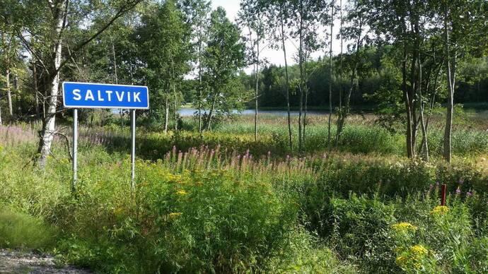 Bild: tomt på Tallskogsvägen 3, Hudiksvalls kommun Hudiksvall - Saltvik
