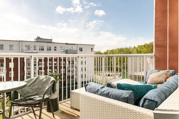 Bild: 2 rum bostadsrätt på Soldathemsgatan 22, Göteborgs kommun Kviberg