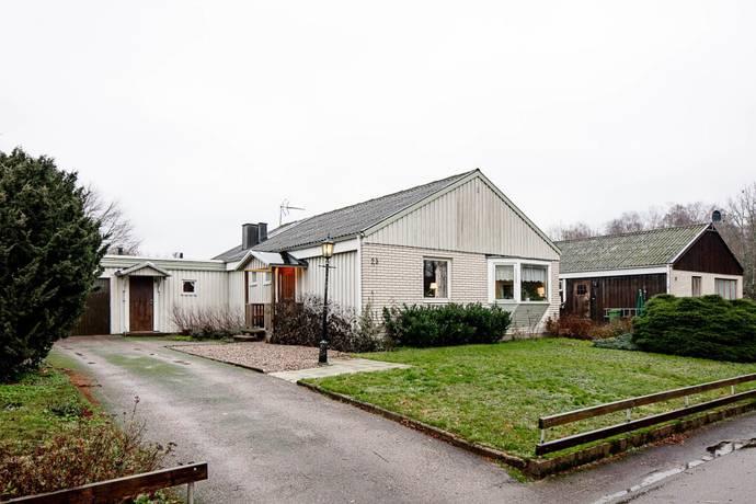 Bild: 3 rum villa på Bruksgatan 23, Lessebo kommun Småstugeområdet