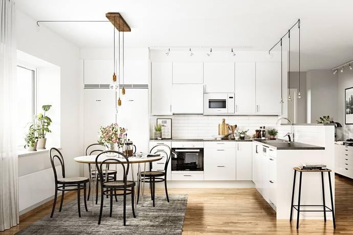 Bild: 3 rum bostadsrätt på Gamla Kronvägen 13, Partille kommun