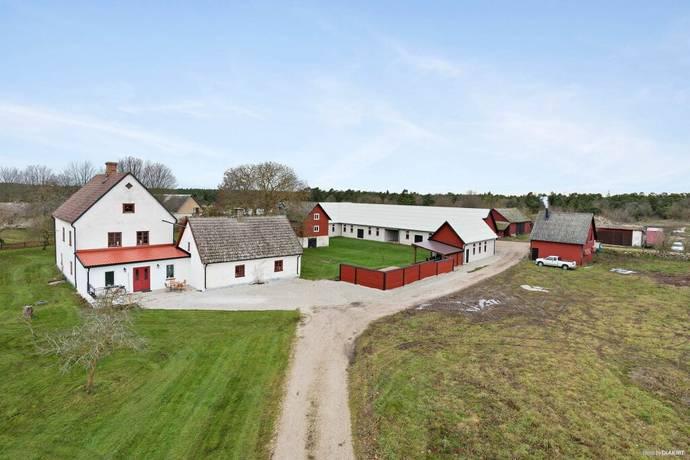 Bild: 6 rum gård/skog på Hejnum Norrbys 407, Gotlands kommun Hejnum - Norra Gotland