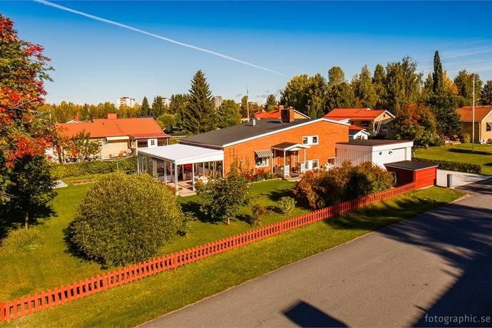 Bild: 6 rum villa på Torsgatan 26, Bodens kommun Sanden