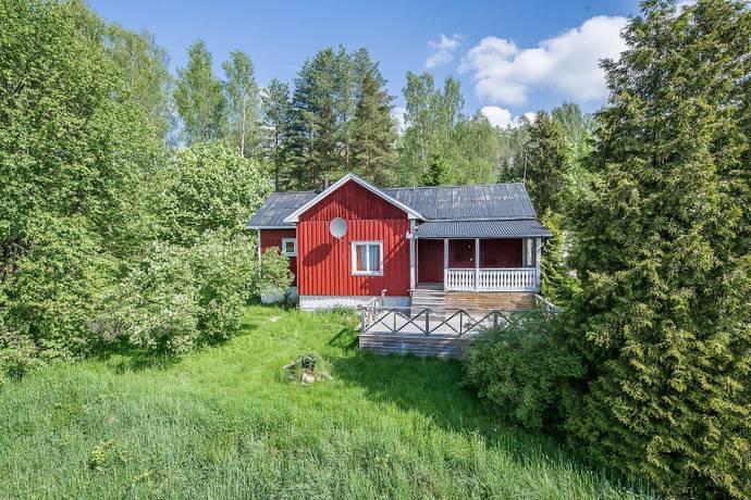 Bild: 3 rum villa på Långgatan 69, Eda kommun Åmotfors
