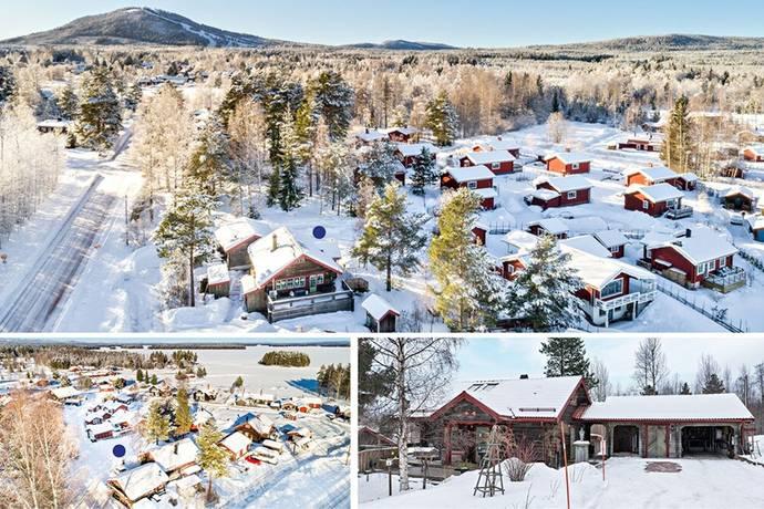 Bild: 2 rum villa på Gladvägen 9, Mora kommun Mora Gesunda