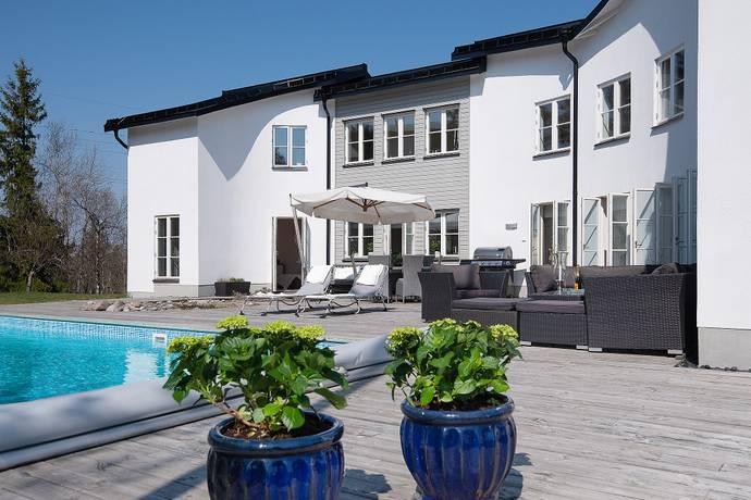 Bild: 9 rum villa på Örnbergsstigen 6, Nacka kommun Saltsjö Boo