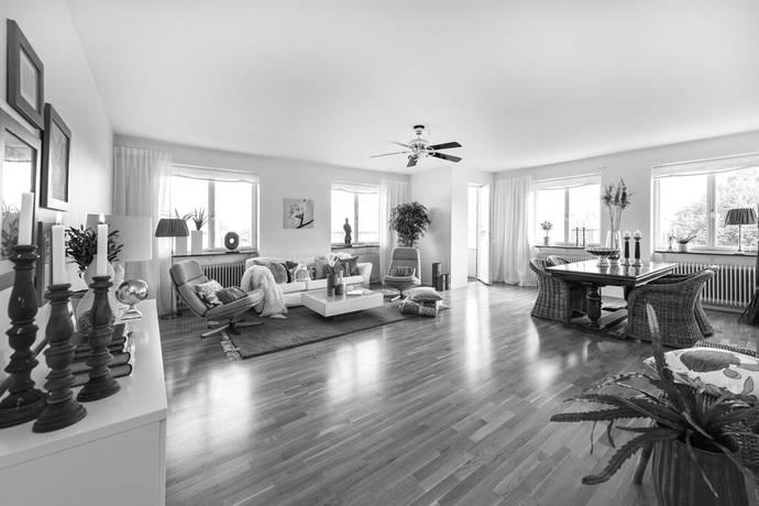 Bild: 3 rum bostadsrätt på Föreningsgatan 54 C, Malmö kommun Rörsjöstaden