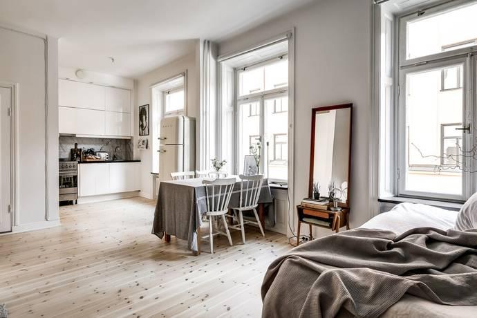 Bild: 1,5 rum bostadsrätt på Pipersgatan 9, Stockholms kommun Kungsholmen