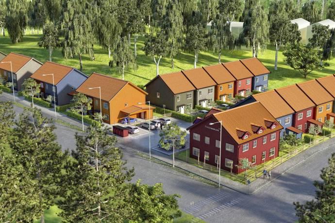 Bild: 5 rum villa på Äppelhagen 11, Upplands Väsby kommun Fresta