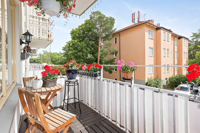 Bild: 3 rum bostadsrätt på Klintbacken 4, 2tr, Stockholms kommun Bromma / Mariehäll