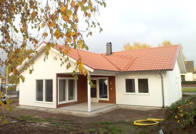 Bild: 4 rum villa på Odens Väg 14, Laholms kommun Skummeslövsstrand
