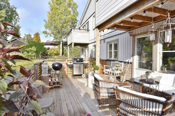 Bild: 2 rum bostadsrätt på Sjömansvägen 73, Haninge kommun Vendelsö/Lyckeby