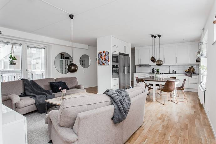 Bild: 5 rum bostadsrätt på Hagagatan 9, Karlstads kommun Haga