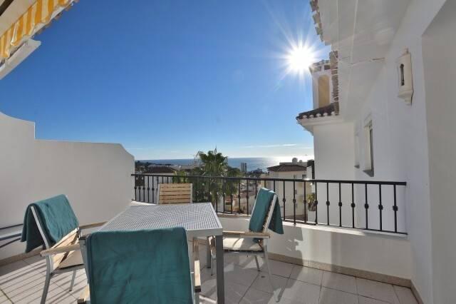 Bild: 4 rum bostadsrätt på Riviera del Sol / Costa del Sol, Spanien Riviera del Sol