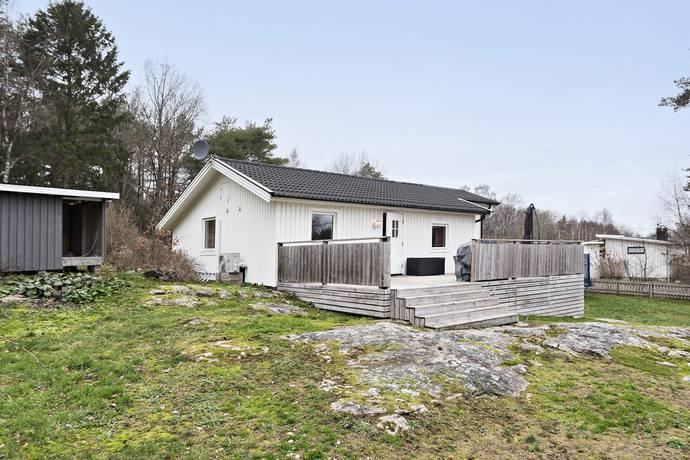 Bild: 4 rum villa på Lannekullavägen 33, Kungsbacka kommun Åsa
