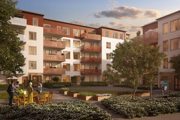 Bild: 4 rum bostadsrätt på Clas Horns väg, Ekerö kommun Ekerö