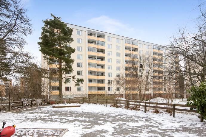 Bild: 3 rum bostadsrätt på Sikvägen 51,  3tr, Tyresö kommun Centrala Tyresö