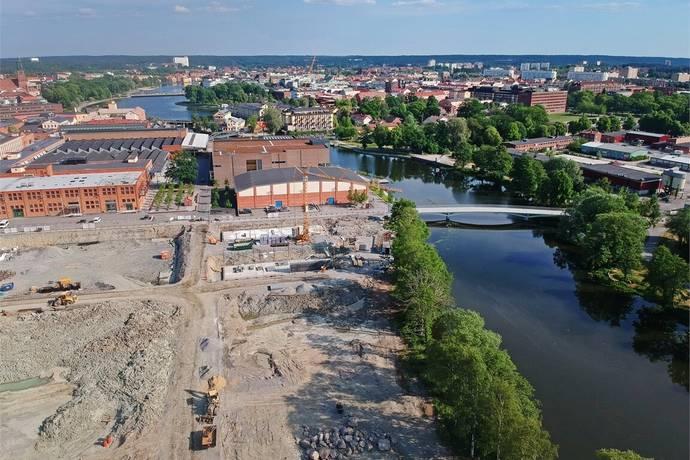 Bild: 4 rum bostadsrätt på BRF Förstlingen, lgh 104, Eskilstuna kommun Västra Munktellstaden